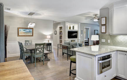 Open floor Plan vs. Traditional Floor Plan